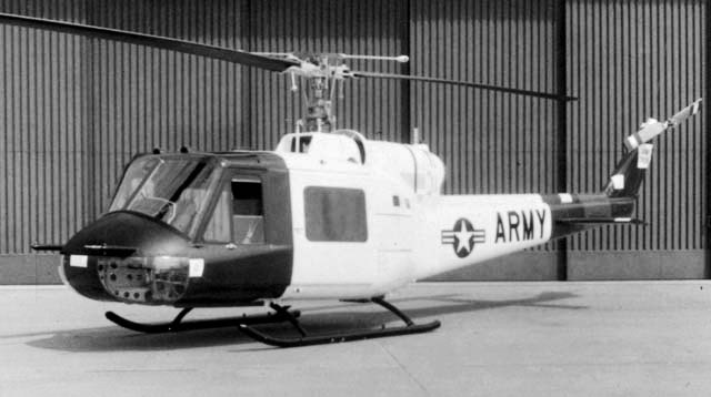 Bell UH-1A